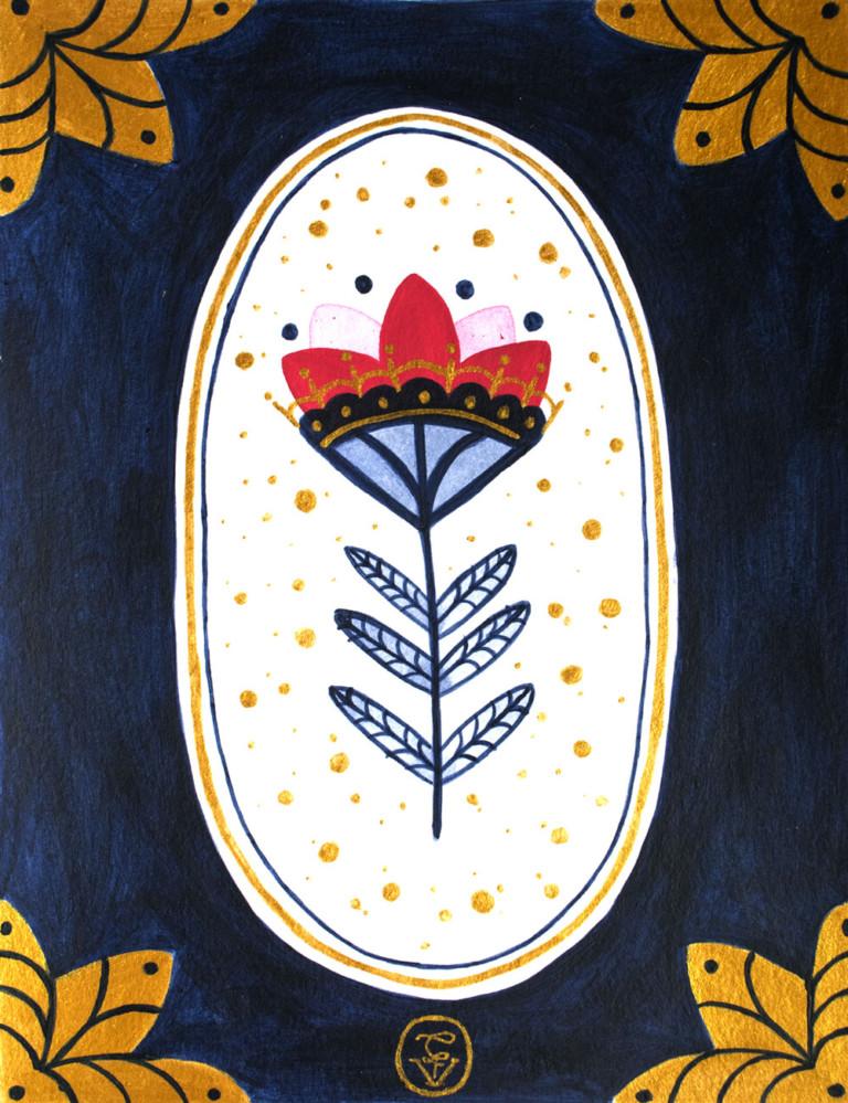 Virginie Contier Nêlumbo ~ Cyperaçao ~ Liliaçæo