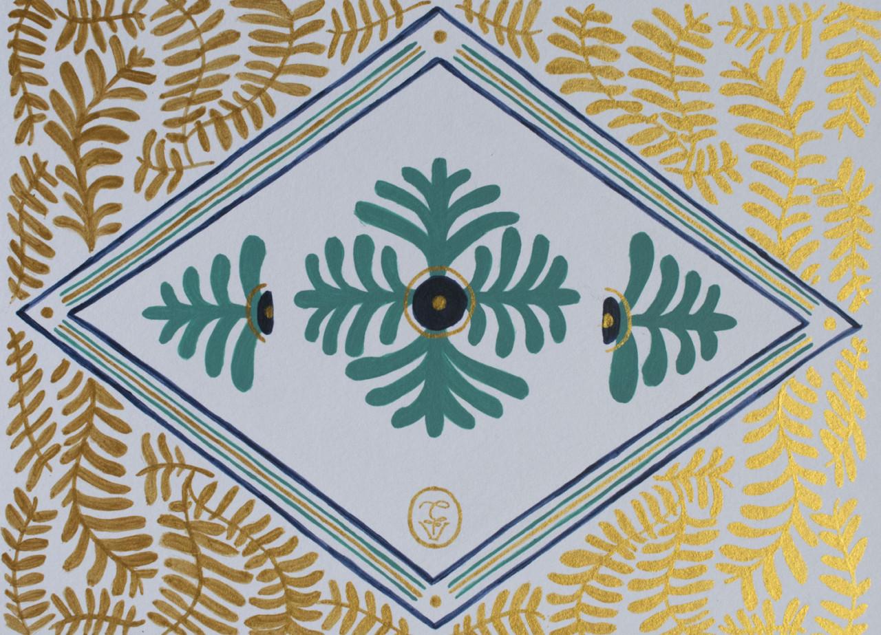 Virginie Contier Kyoto ~ Baroco ~ Fresco